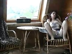 Experienced Mother Drilled by Boy part 2