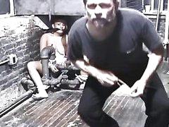 Rick whips bitch twat