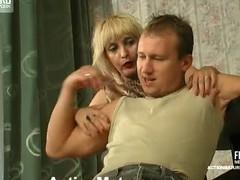 Carol&Adrian sexual mature clip scene