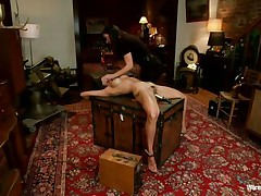 lesbo domination with 2 delightsome milfs