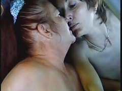 French Old And Young Lesbos Lesbian Scene